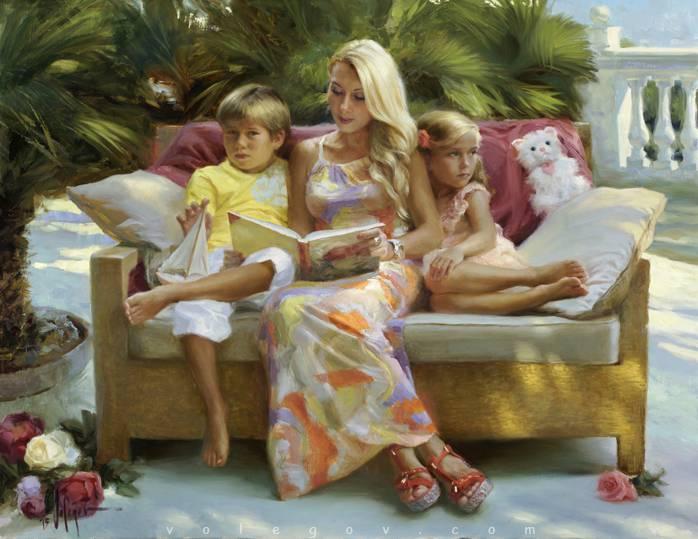 Volegov Oil Paintings